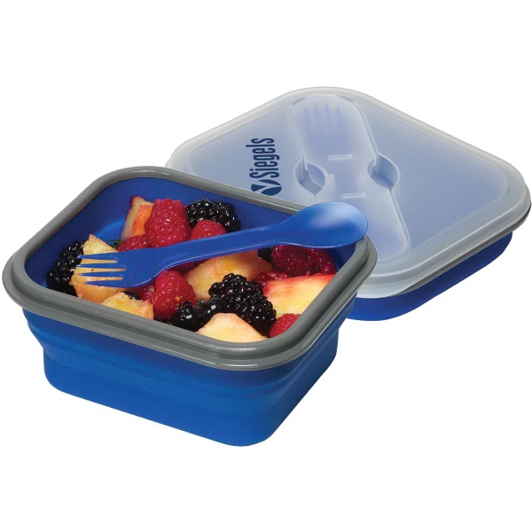 Collapsible Silicone Lunch Box