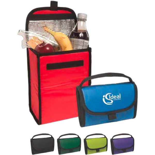 Nylon Foldable Lunch Bag