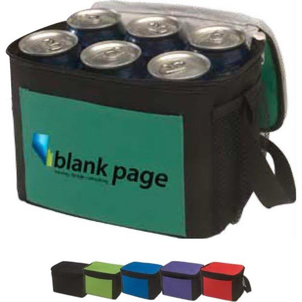 Trek 6-Pack Two-Tone Cooler