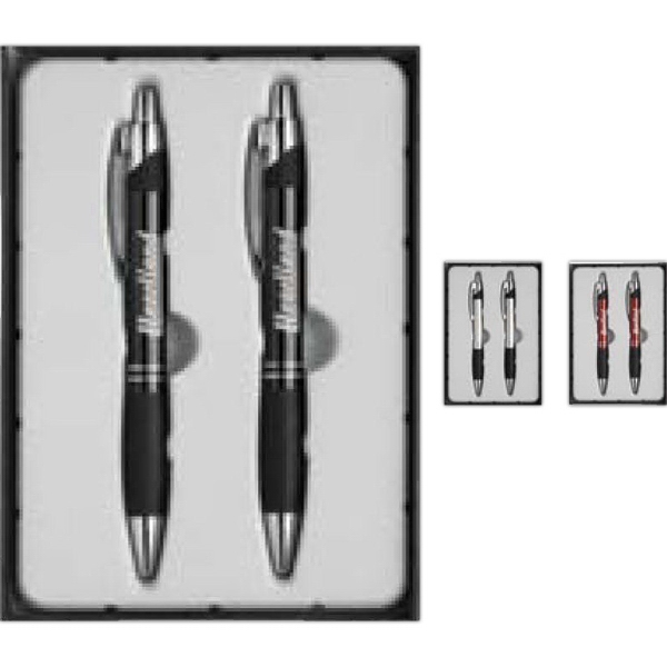 Sleek Pen and Pencil Gift Set
