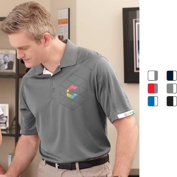 Kiso Men's Short Sleeve Polo