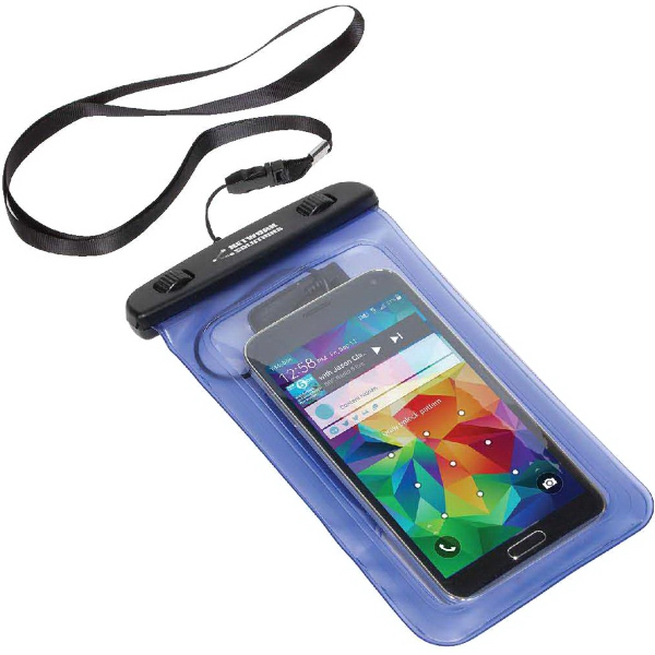 Dual Use Waterproof Smart Phone Case with Audio Jack
