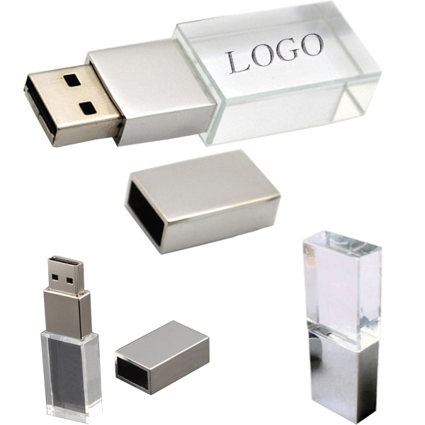 Crystal USB Flash Driver