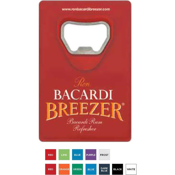 Credit Card Bottle Opener (TM)