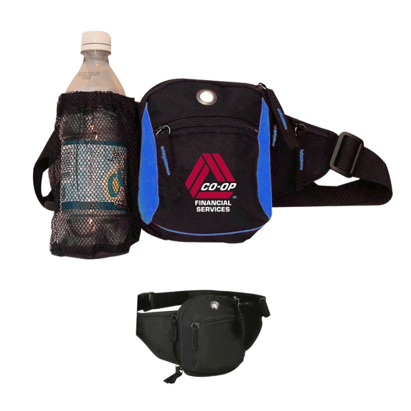 Waist Pack with Bottle holder