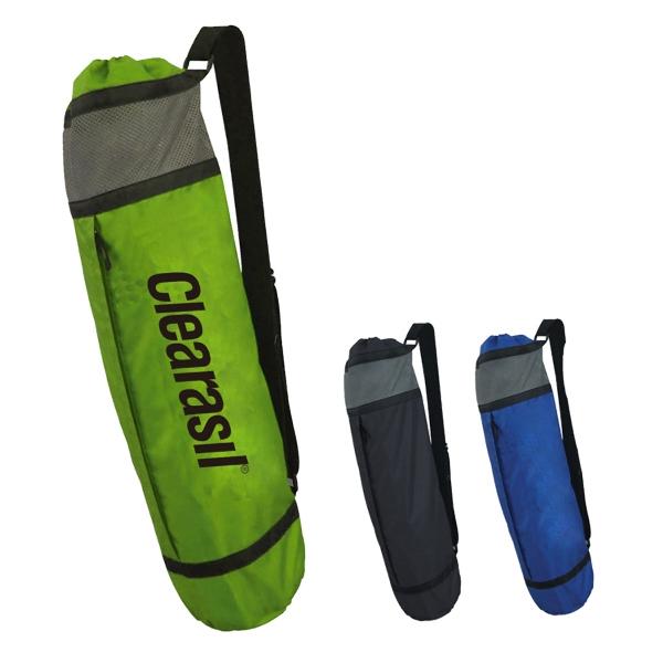 Nylon with mesh Yoga Bag