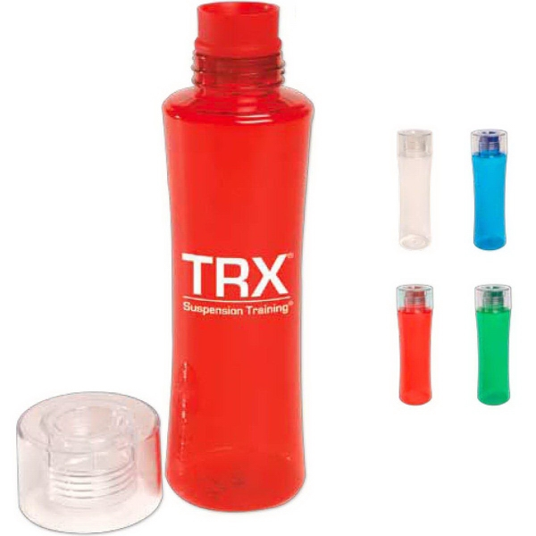Vibrant Tritan (TM) bottle