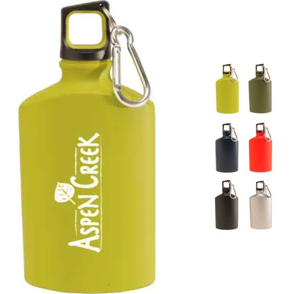 17 oz Canteen aluminum bottle