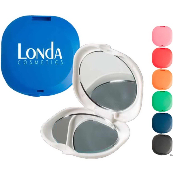 Double Diva (TM) Compact Mirror