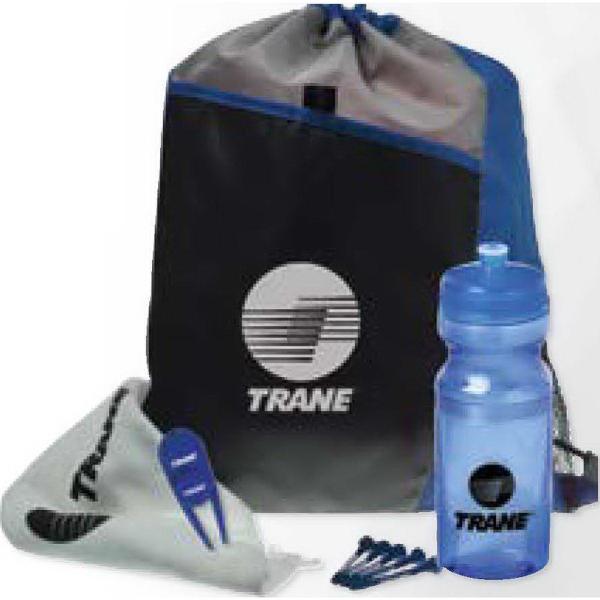 Drawstring Sport Pack Golf Kit