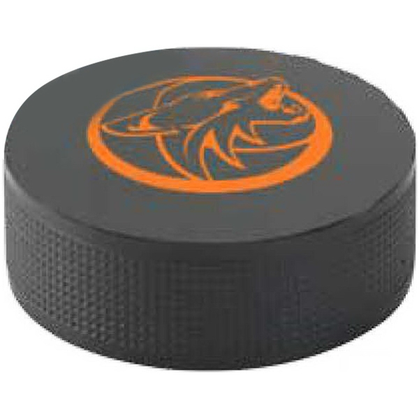 D'Stress-It (TM) Hockey Puck