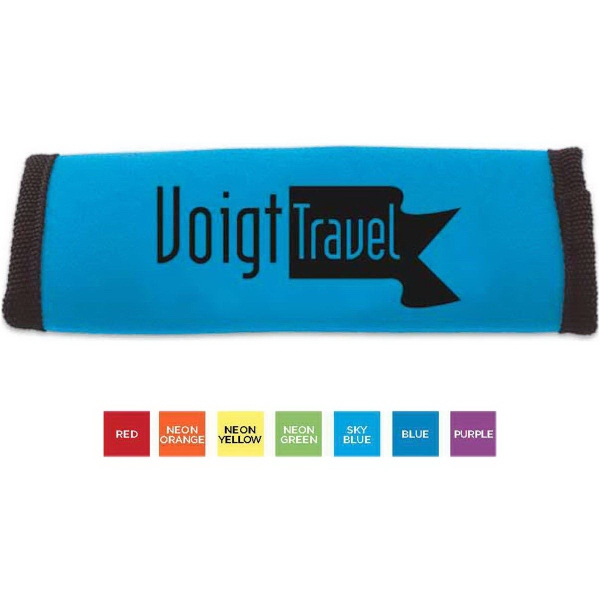 Grip-It (TM) Luggage Identifier