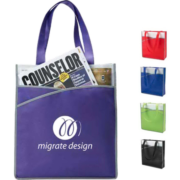 Non-Woven Carry All Tote