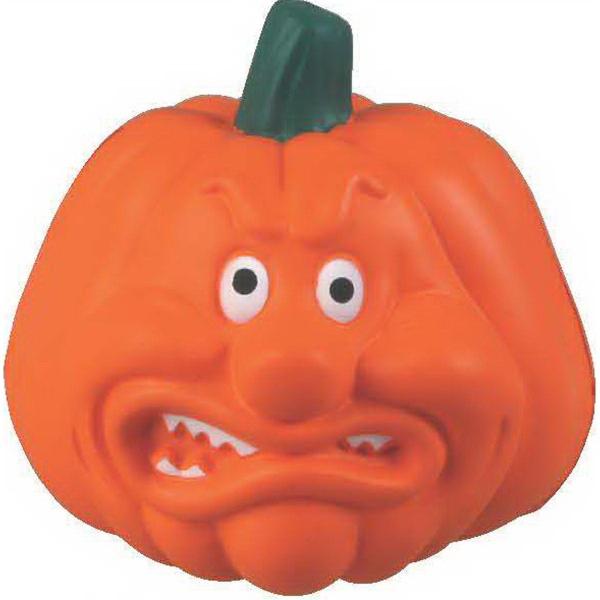 Pumpkin Face Stress Relievers