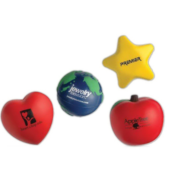 GlobeShaped Stress-Shape Relievers
