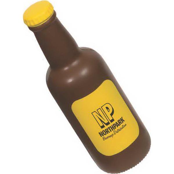 Beer Bottle Stress Reliever