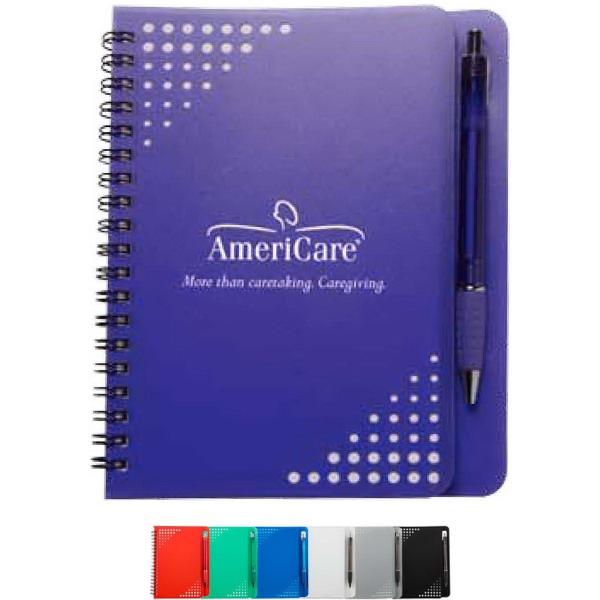 """5"""" x 7"""" Havana Notebook"""
