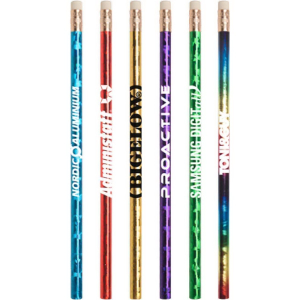 Jo Bee  Prismatic Foil Wrap Pencil