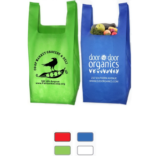 Caveat Everyday Lightweight T-Shirt Style Tote Bag