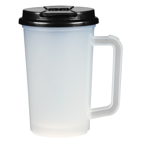 22 oz. Double Wall Tumbler with Handle