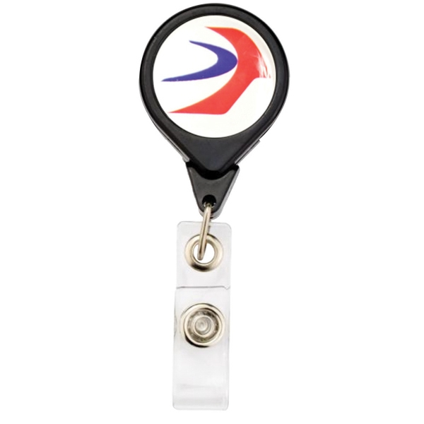 Teardrop Logo Badge Reel