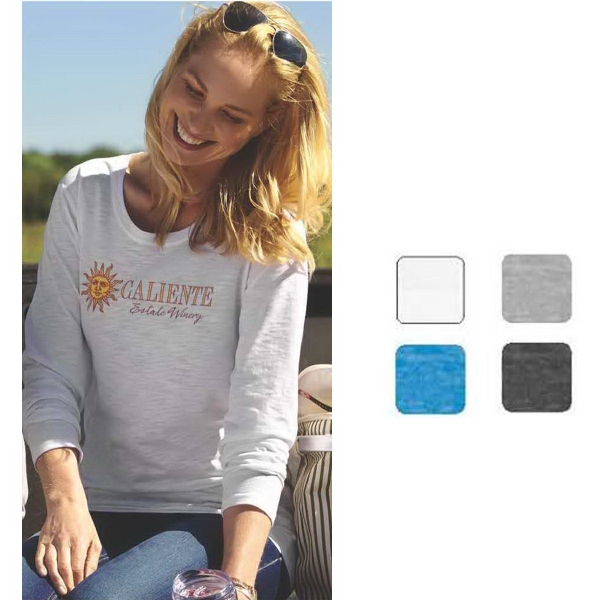 Holt Long Sleeve Tee