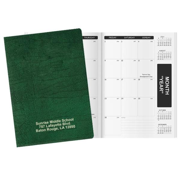 Flex Core Deluxe Academic Monthly Planner