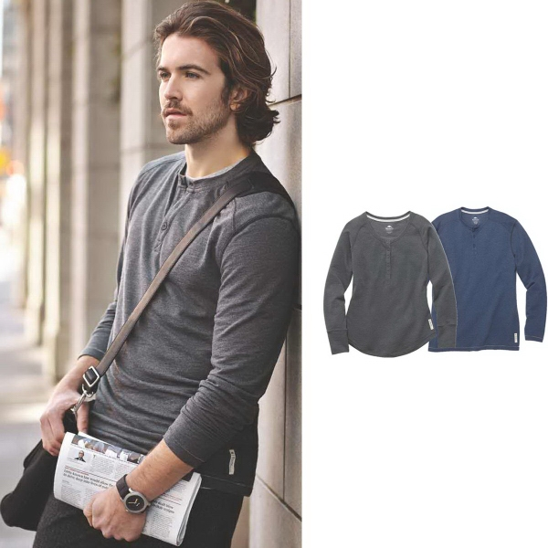 Riverrock Men's Henley