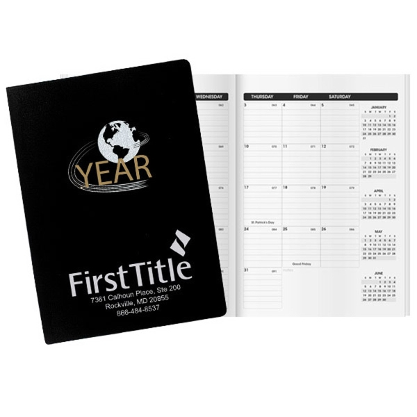 Inspire World Deluxe Classic Monthly Planner