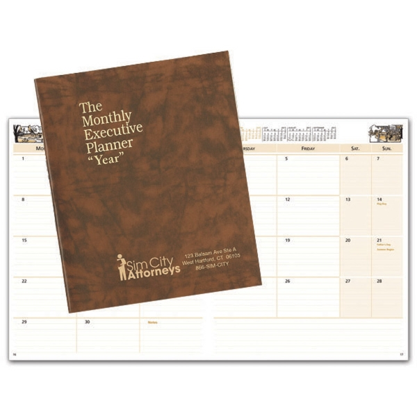 Marquis Budget Executive Planner