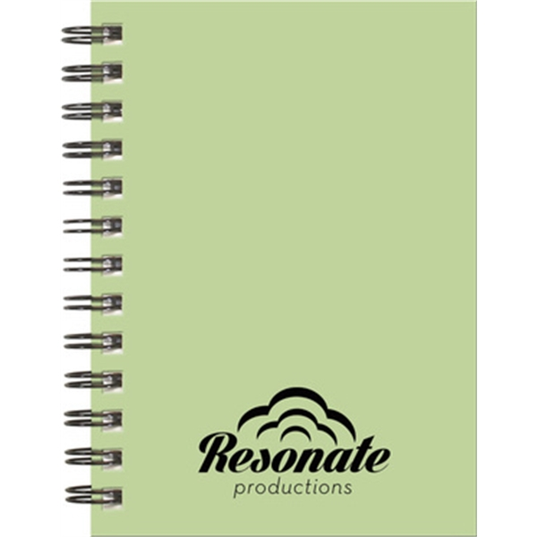 Color Match Poly Journal - Note Pad