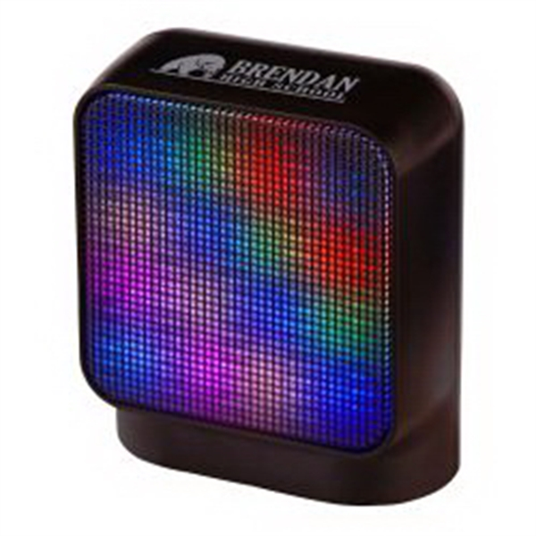 Color Blast Light Show Bluetooth Speaker