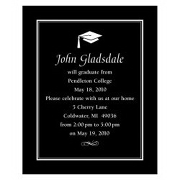 Formal Graduation Save the Date Magnet