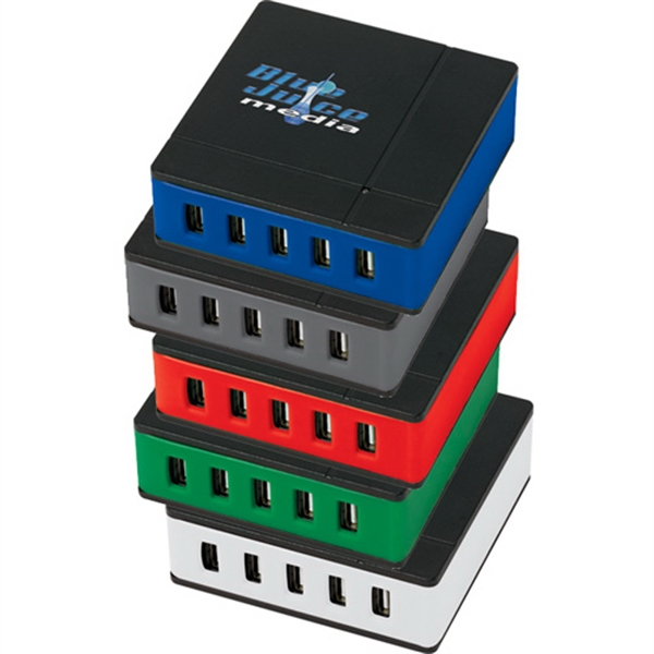 Pier 5-Port Charger