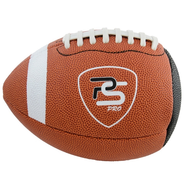 Pro Passback Official Size Football - Ships deflated.