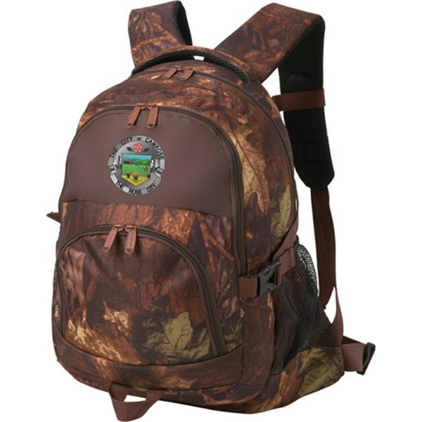 Camo Compu-Backpack