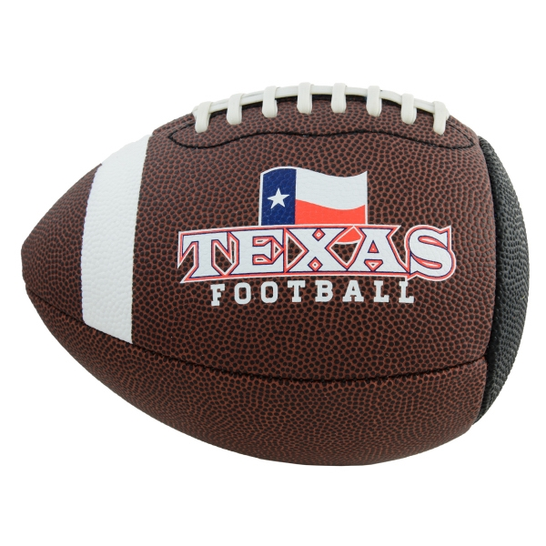 Passback Texas Edition Official Size Football-Ships deflated