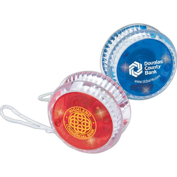 Go-Yo Light-Up LED Yo-Yo