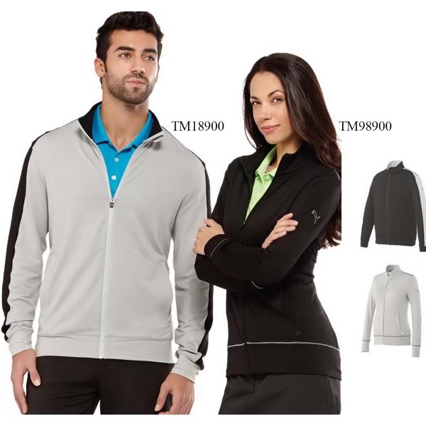 Men's Puma Golf Track Jacket