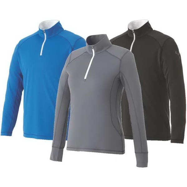Puma Golf Tech 1/2 Zip Top