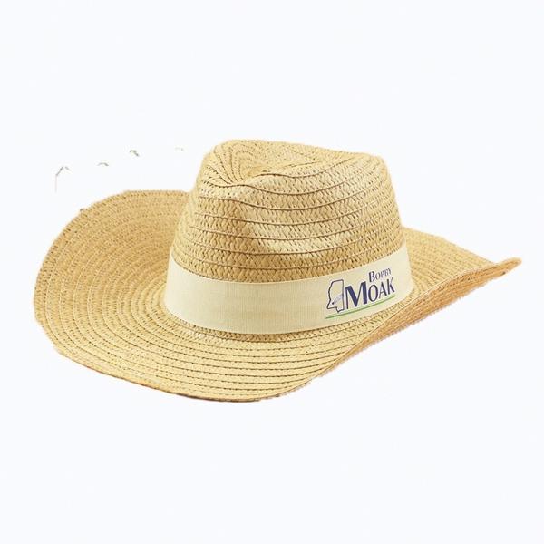 Cowboy Panama Hat