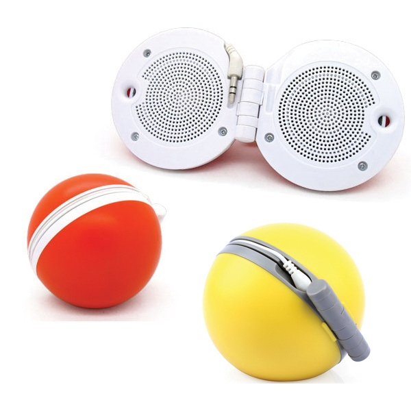 Foldable Ball Speaker