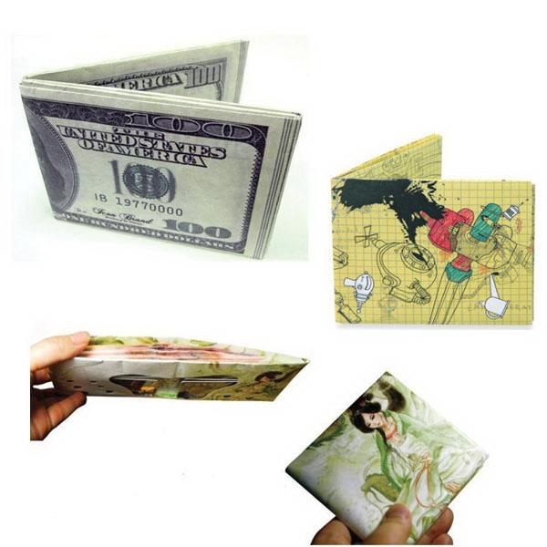 Eco-paper Wallet
