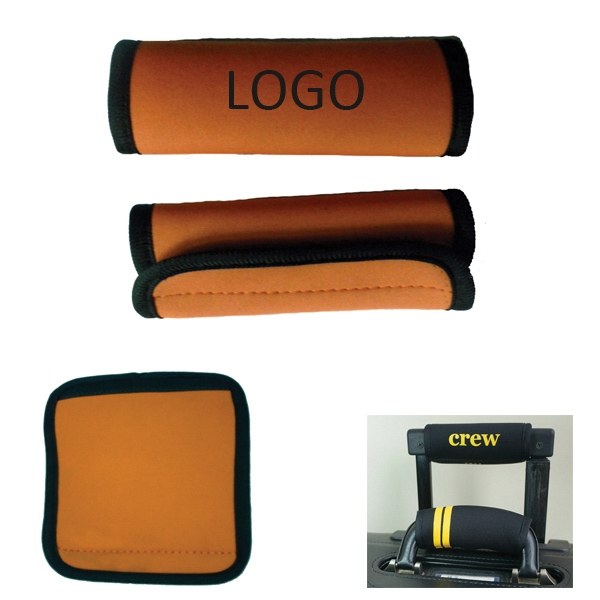 Neoprene Luggage Handle Cover