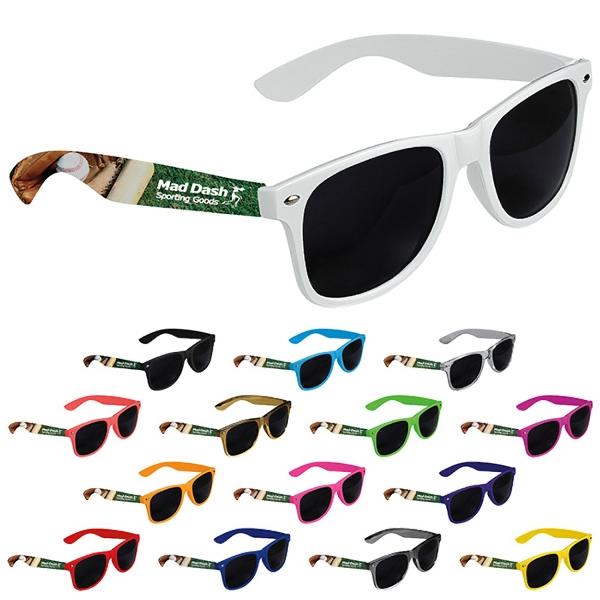 Cool Vibes Dark Lenses Sunglasses Full Color