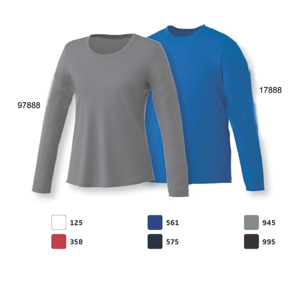 Parima Long Sleeve Tee