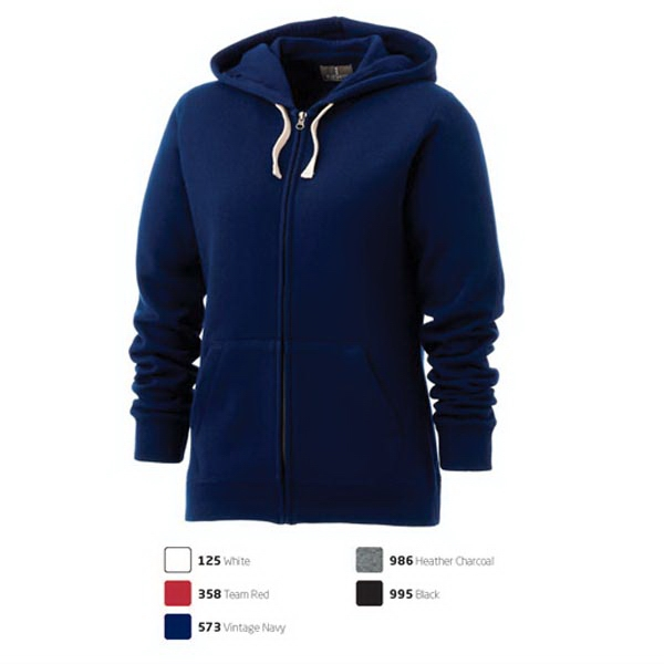 Huron Fleece Full Zip Hoody