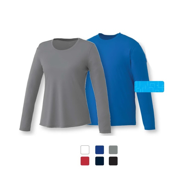 Parima Long Sleeve Youth Tee