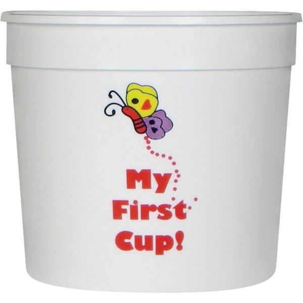 Solid 6oz Stadium Cup