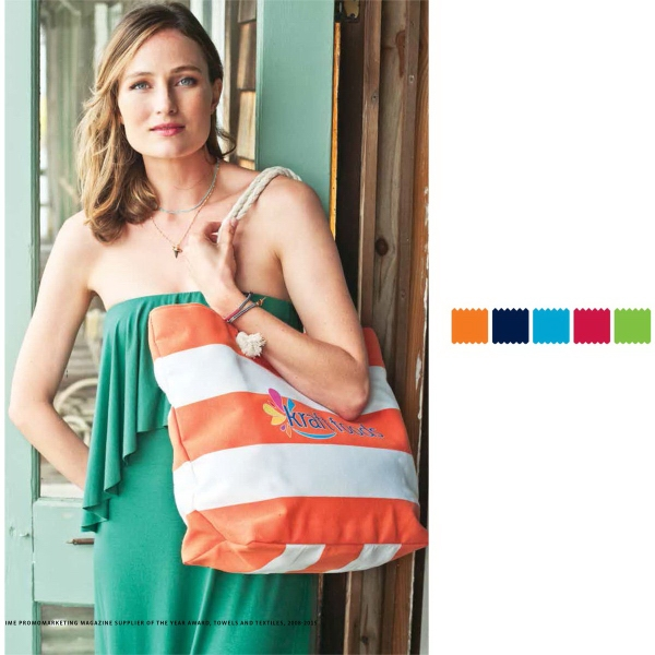 Skipper Bag (TM) - Bag with sturdy construction & lots of room to hold essentials
